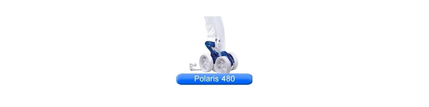 Pièces détachées Polaris 480 Pro