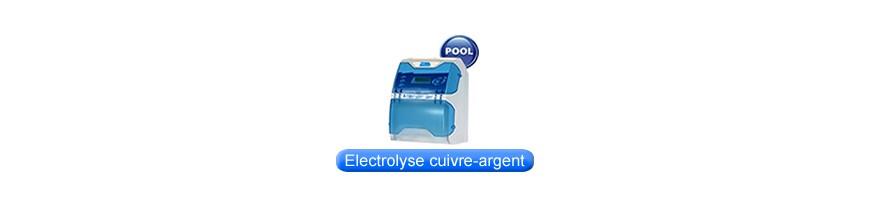 Electrolyseurs cuivre-argent