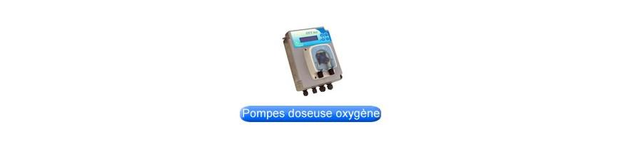 Pompes doseuses d'oxygène