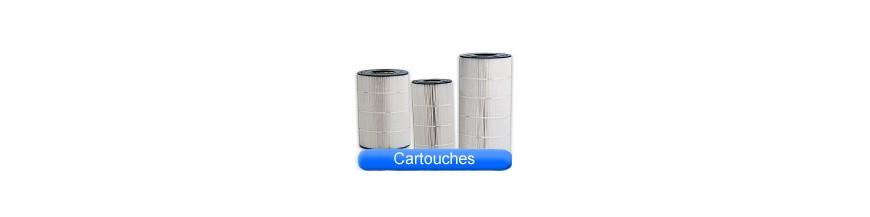 Cartouches pour filtre