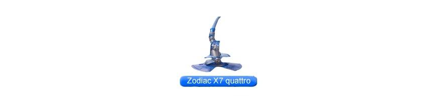 Pièces détachées Zodiac X7 Quattro