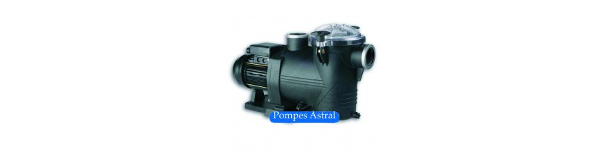 Pompes ASTRAL