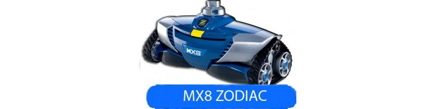 Pièces Détachées MX8 / MX9 Zodiac