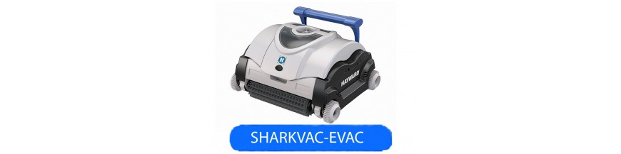 Pièces détachées SHARKVAC-EVAC hayward